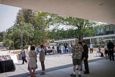 College of Marin, new Academic Center, Kentfield Campus, TLCD Architecture, Mark Cavagneros Associates