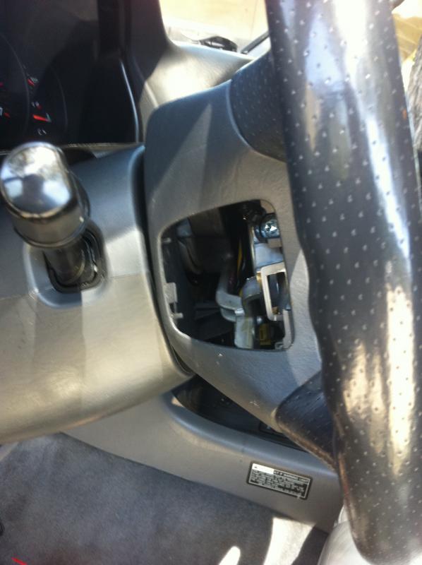 Cure Your Steering Wheel Squeak Tlc Faq