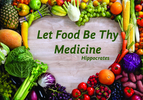 Can food really be your medicine?