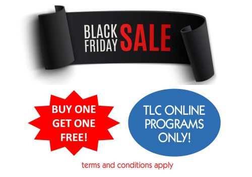 Black Friday Special – Buy One Get One Free