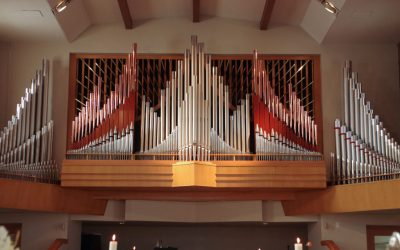 80th Congregational Anniversary/10th Anniversary of Quimby Pipe Organ Hymn Festival