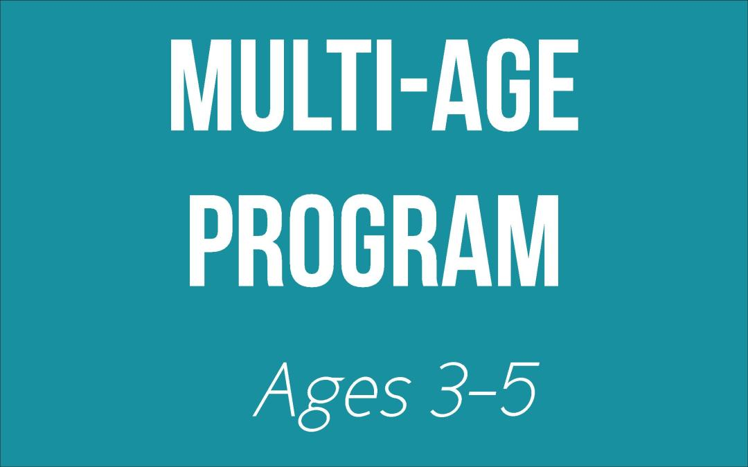 Multi-Age Program