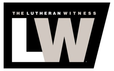 Time to Order your Lutheran Witness!