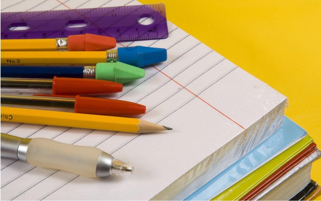 Rushton School Supplies