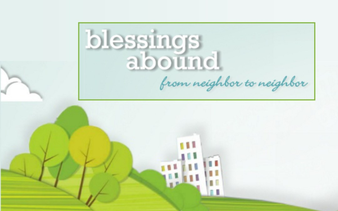 Blessings Abound Seeks Volunteers