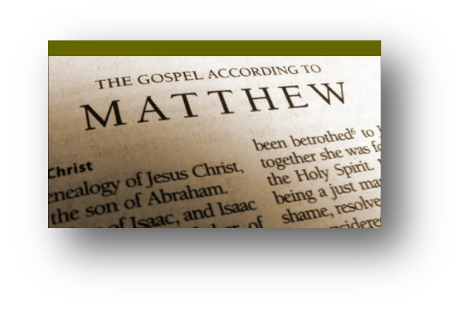 The Gospel of Matthew Bible Study