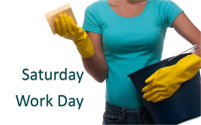 Mission Campus Fall Work and Clean-up Day – Sept. 30