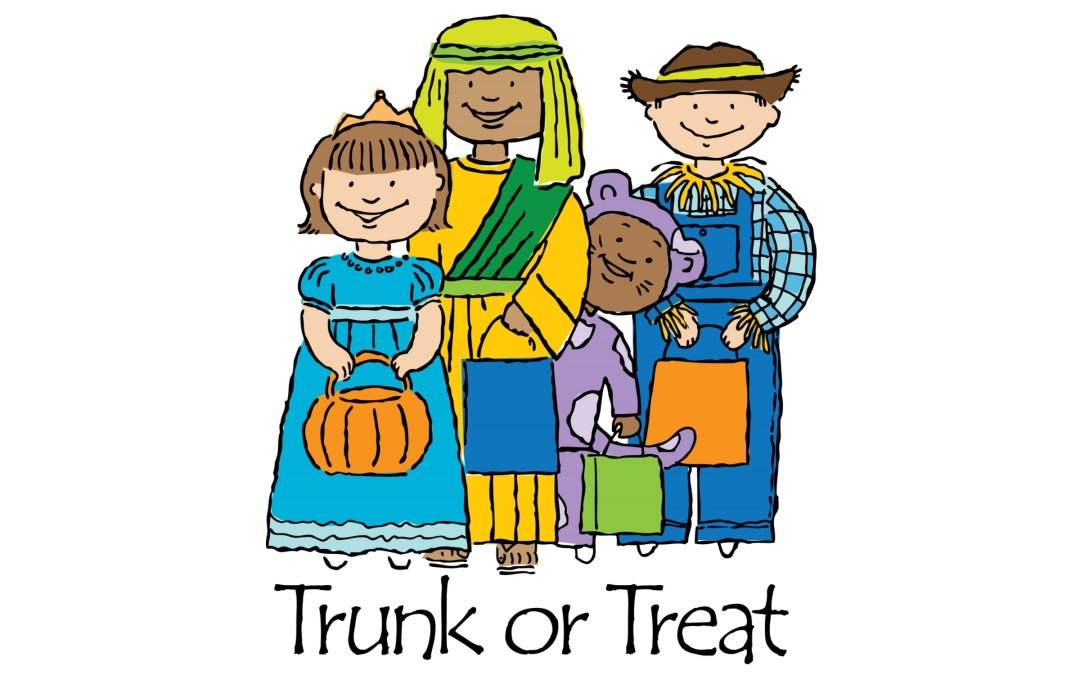 Trunk-or-Treat – Oct. 23