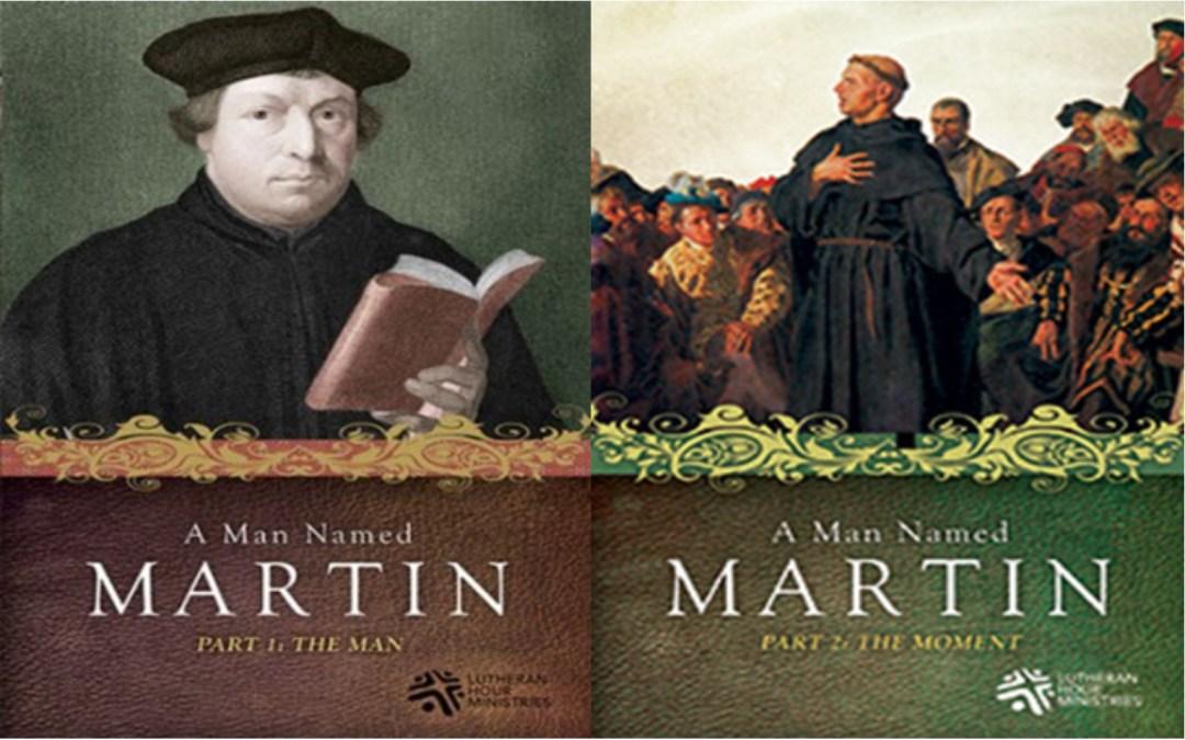 A Man Named Martin