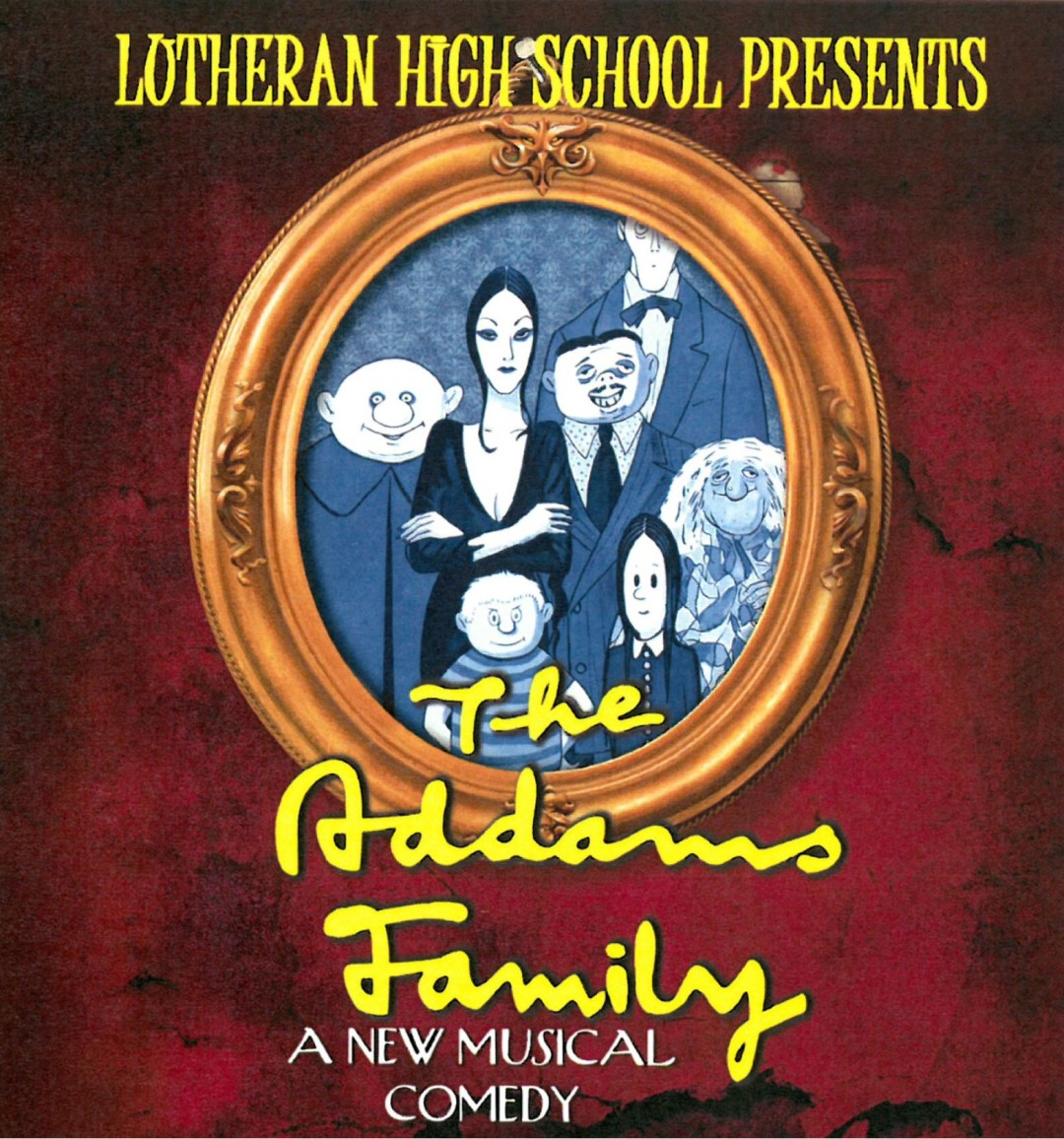 The Addams Family play