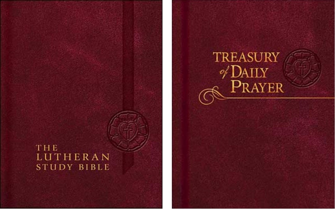 Resources for the Lutheran Spiritual Journey