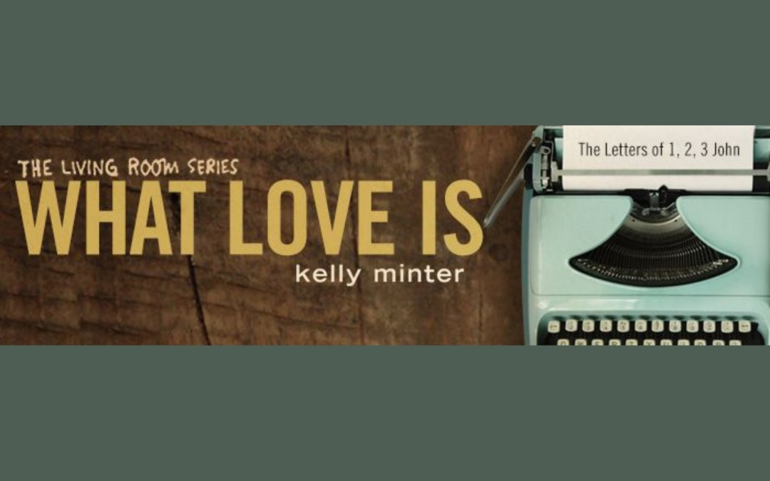 """What Love Is"" Women's Bible Study Series – Nov. 2"