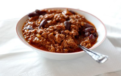 50+ Chili Lunch