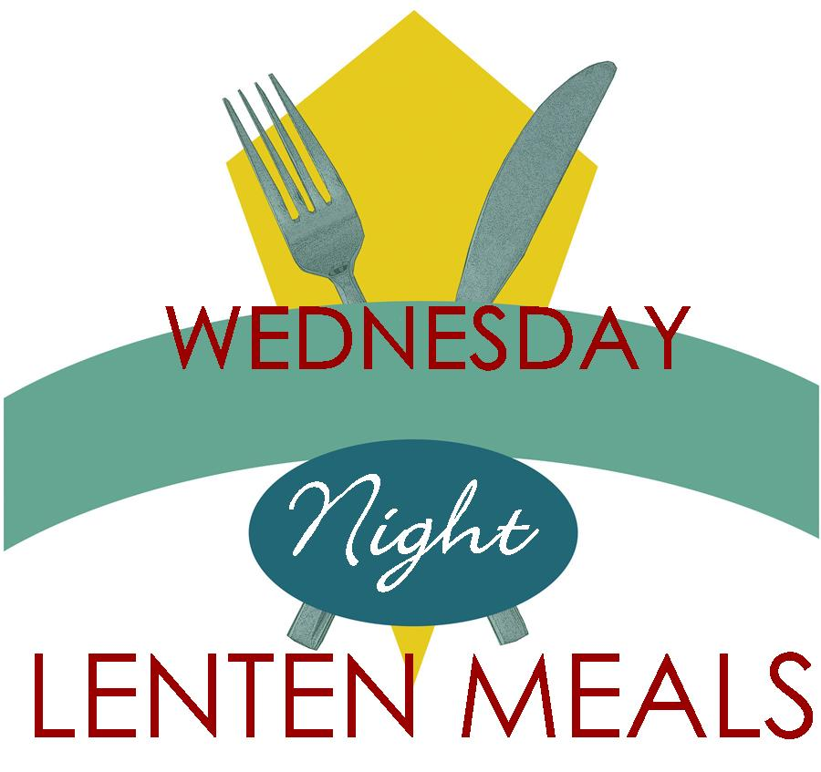 Wednesday Night Lenten Meals