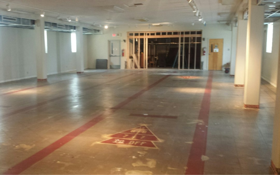 Fellowship Hall Renovation Update