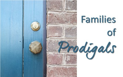 Seminar for Families of Prodigals  – POSTPONED