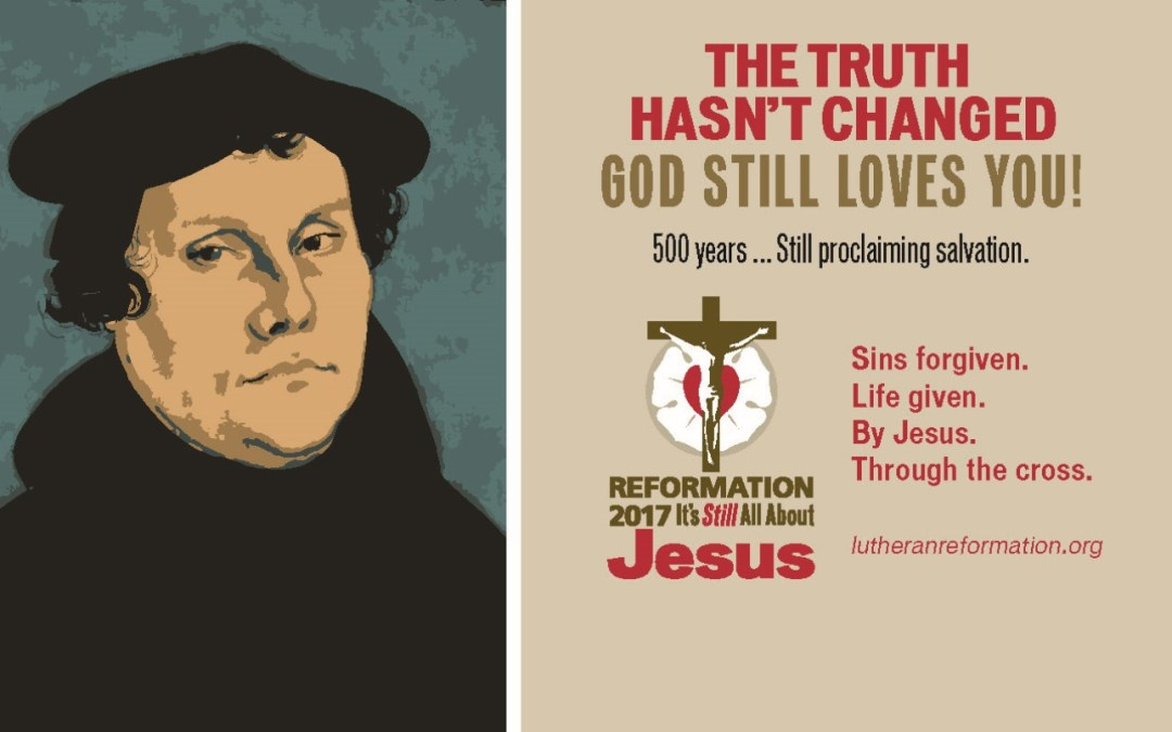 Celebrating Reformation 500