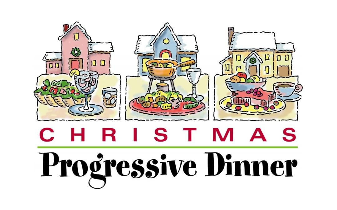 High School Youth Progressive Christmas Dinner and White Elephant Gift Exchange