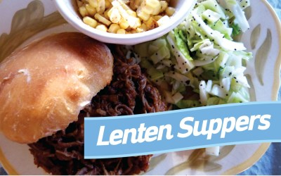 Lenten Meals at the Shawnee Campus