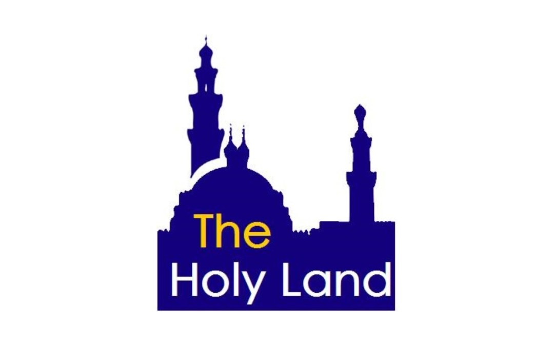 A Talk about the Holy Land – This Sunday!