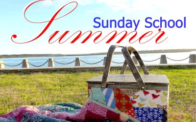 Summer Sunday School