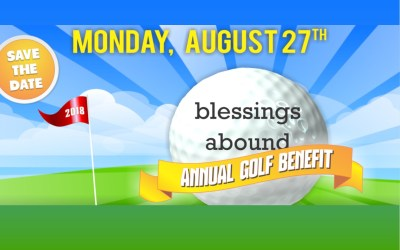 Blessings Abound Golf Benefit
