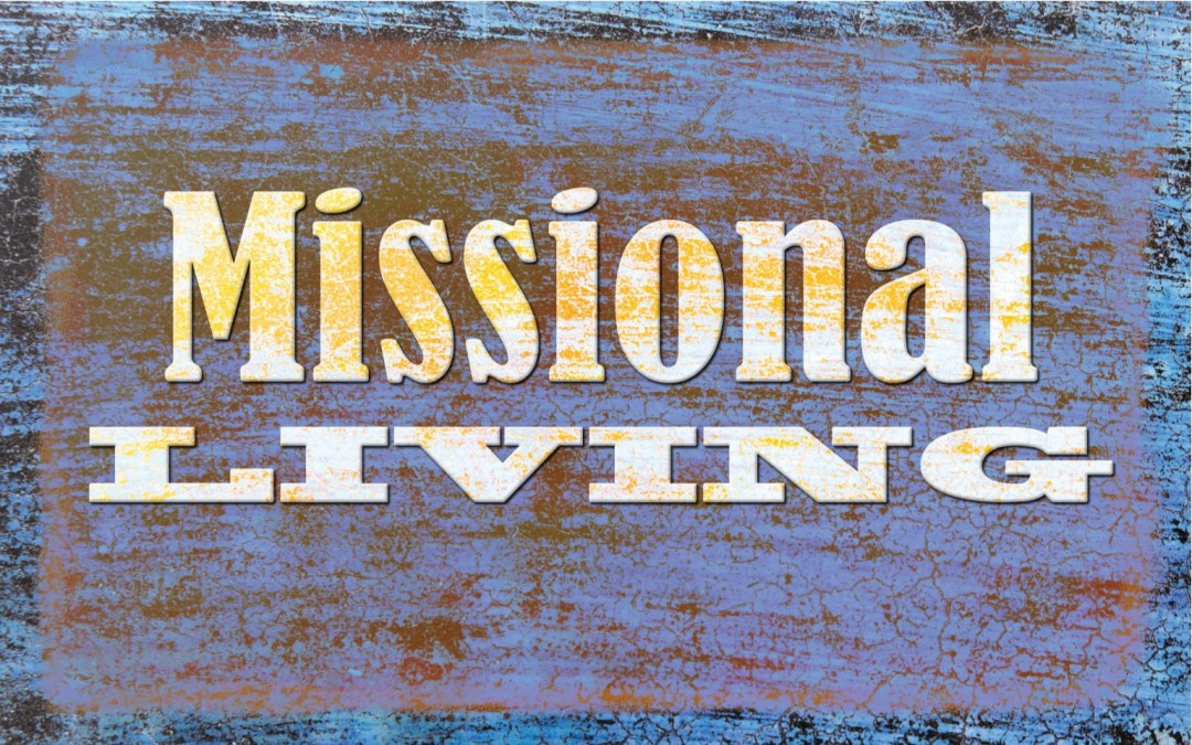 Discipleship to Missional Communities