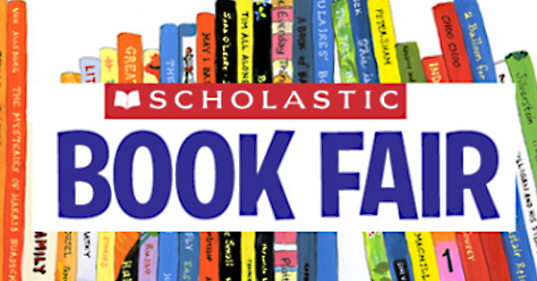 Scholastic Book Fair This Sunday