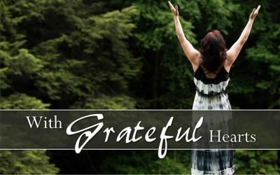 Focus on Generosity: Gratefulness at Thanksgiving