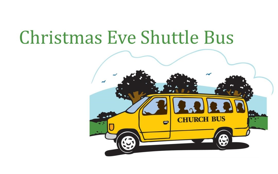 Shuttle Bus for Christmas—Shawnee Campus