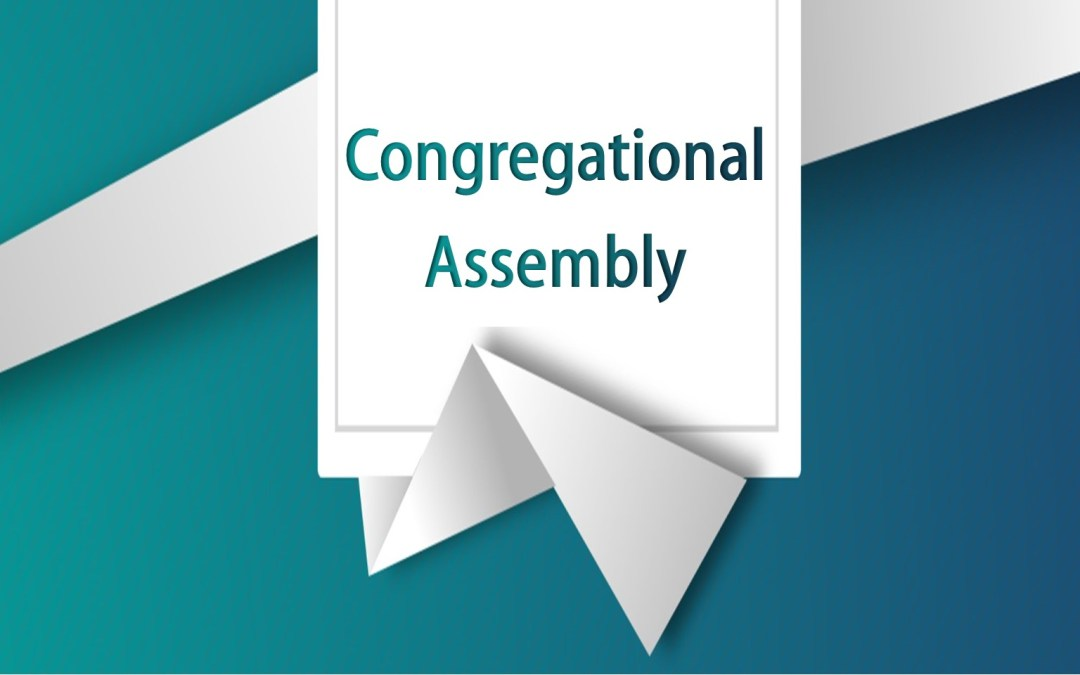 Congregational Assembly June 23