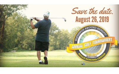 Blessings Abound Annual Golf Benefit