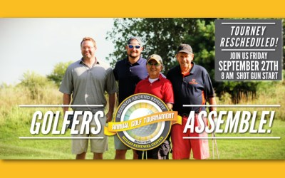 Blessings Abound Golf Benefit Rescheduled