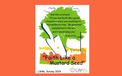 LWML Sunday Is October 5-6