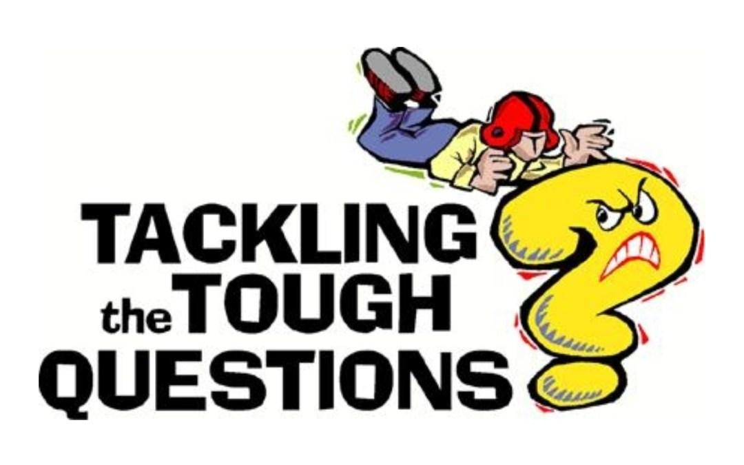 Difficult Questions Presentations