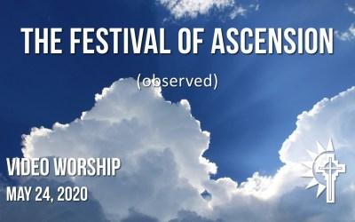 Sunday Worship – May 24