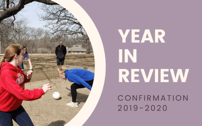 Confirmation Year in Review