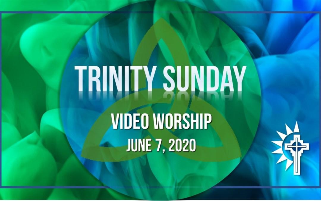 Sunday Worship – June 7