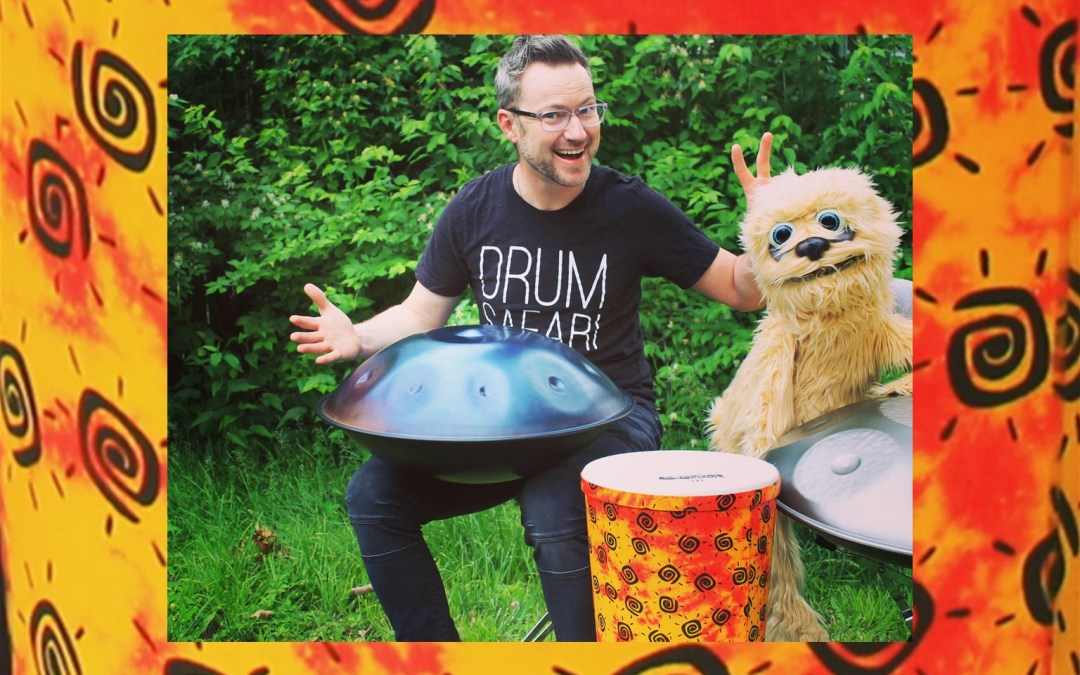 VBS Bonus: Drum Safari!