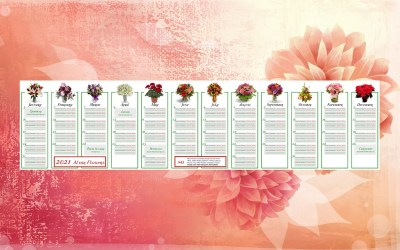 NEW! Online Signups for Altar Flowers