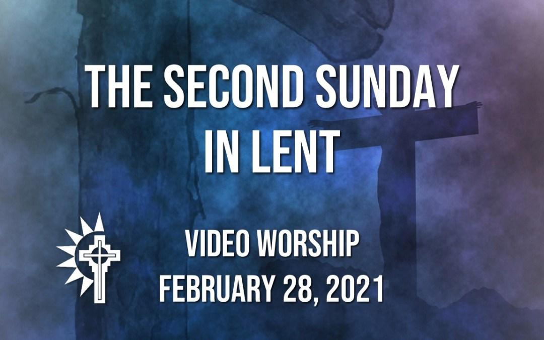 Sunday Worship – February 28
