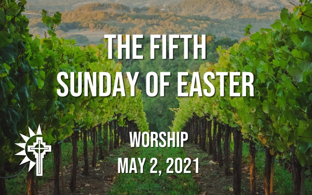 Sunday Worship – May 2