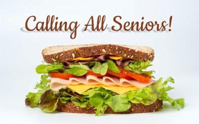Calling All Seniors Lunch Recap