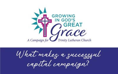 What makes a successful capital campaign?