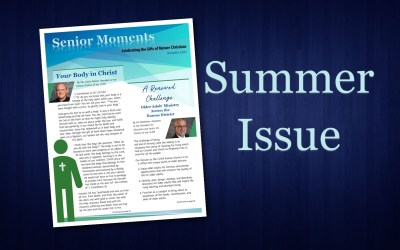 Senior Moments District Newsletter Summer Edition