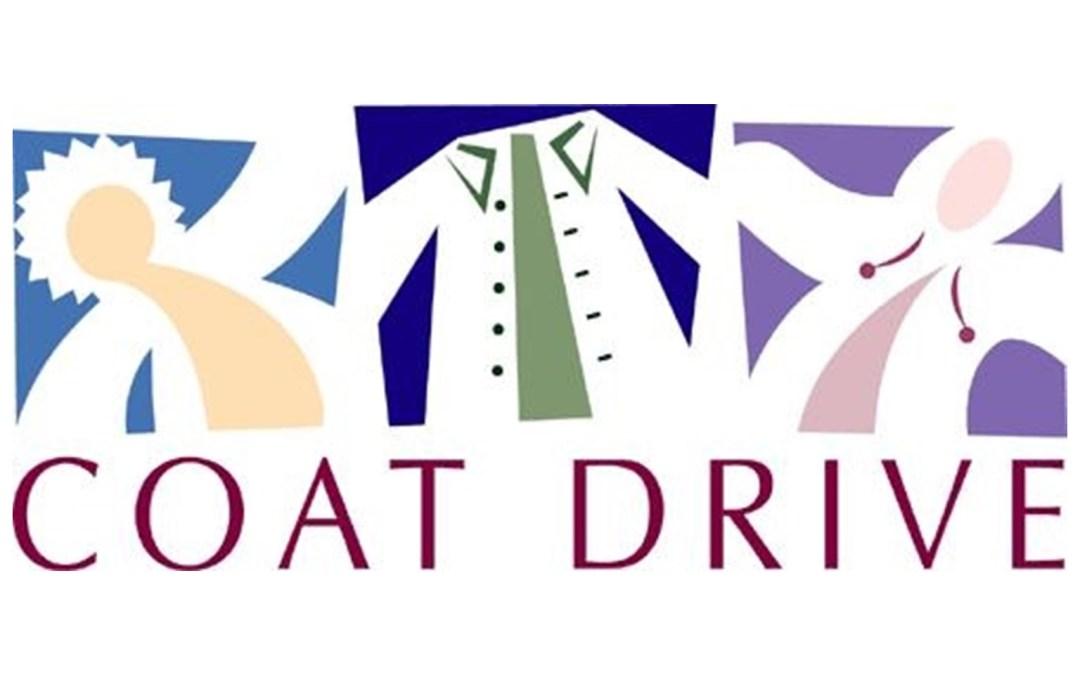 Coat and Food Drive