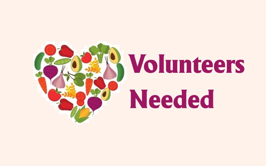 Volunteers and Food Needed – Mission Community Food Pantry
