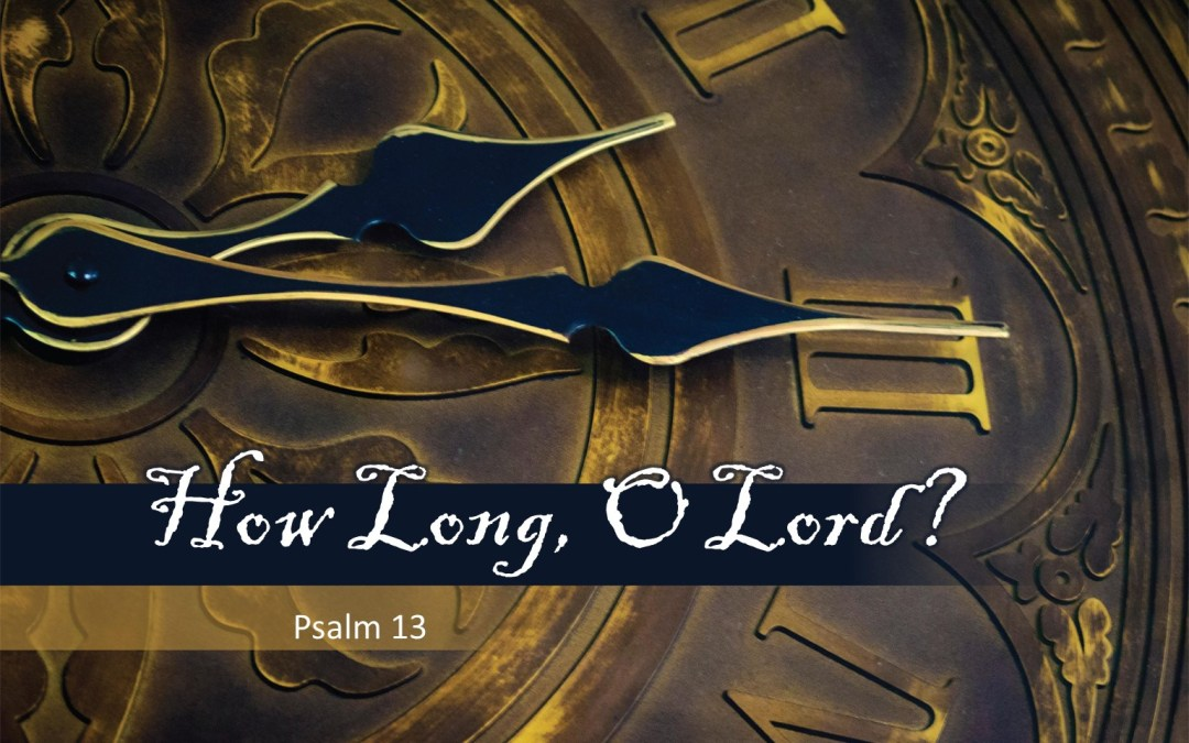"Pastor-Led Bible Study: ""Waiting for God"""
