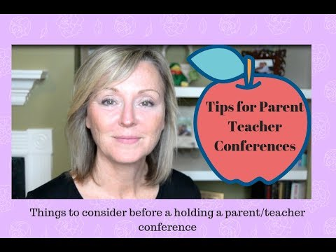 Parent Teacher Conference Tips For Preschool/daycare - Texas uploaded to TLCSchools.com Texas