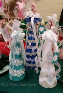 Christmas Cone Trees 2015-5